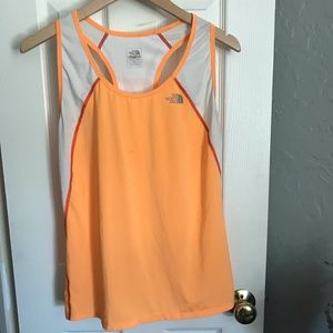 The North Face running/training tank top
